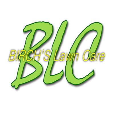 Birch's Lawn Care Logo